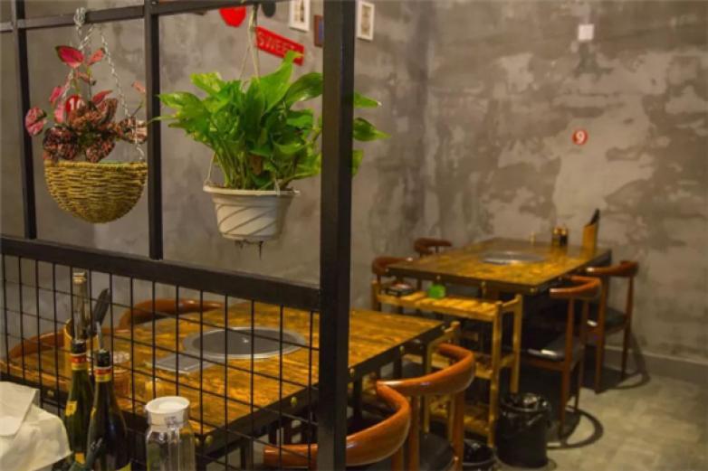 德得軒韓國自助烤肉加盟