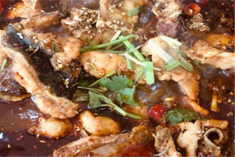 巴湘石鍋魚加盟