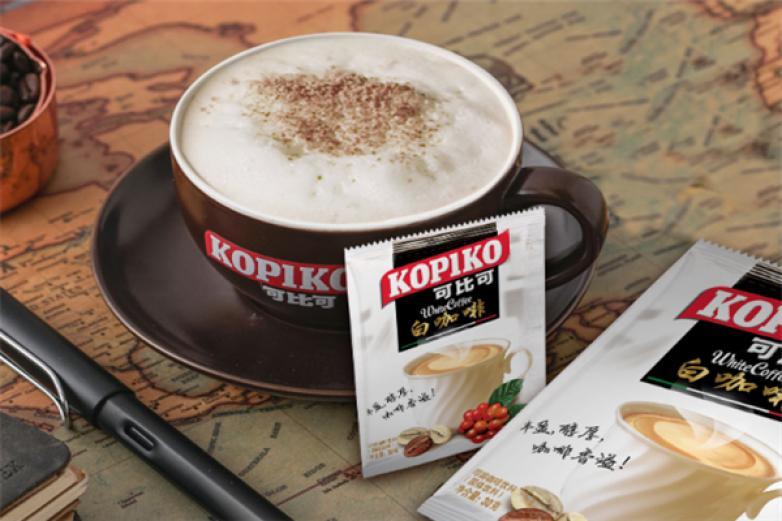 可比可白咖啡加盟