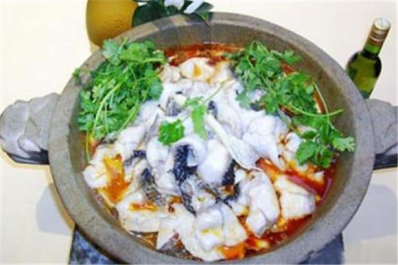 巴山石锅鱼加盟