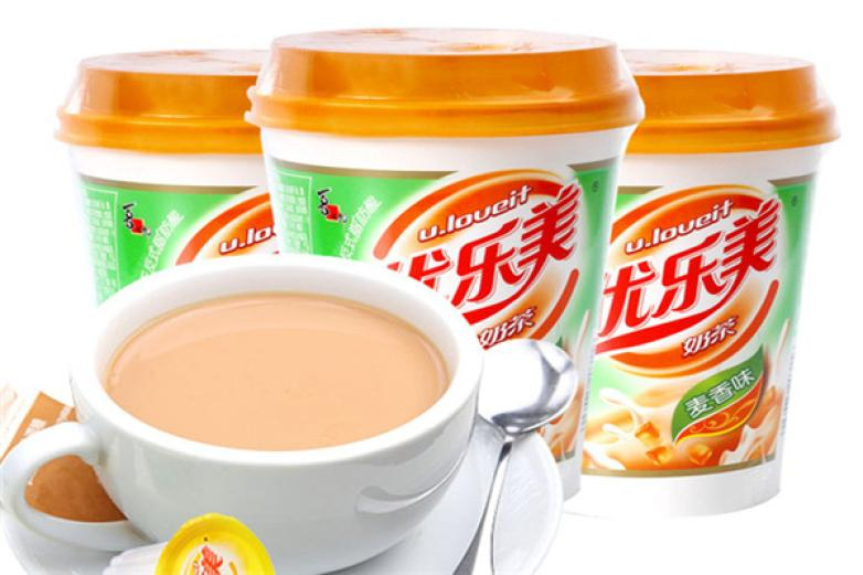 喜之郎优乐美奶茶加盟