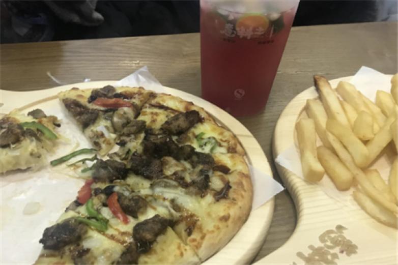 意料之中披薩加盟