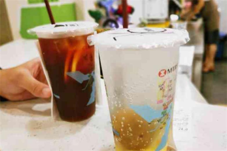 柠海奶茶加盟