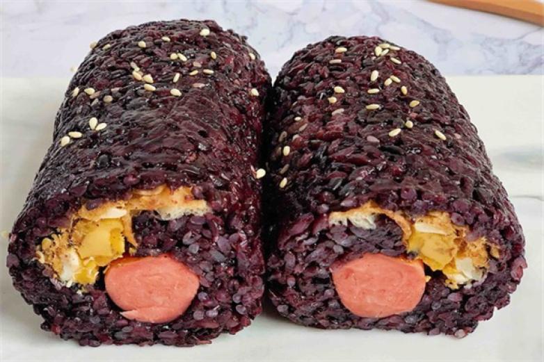 紫米饭团加盟