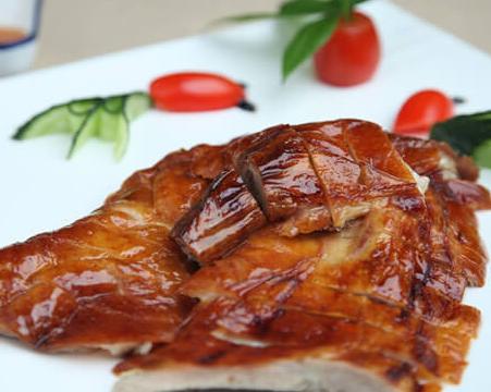 三餐棗木烤鴨