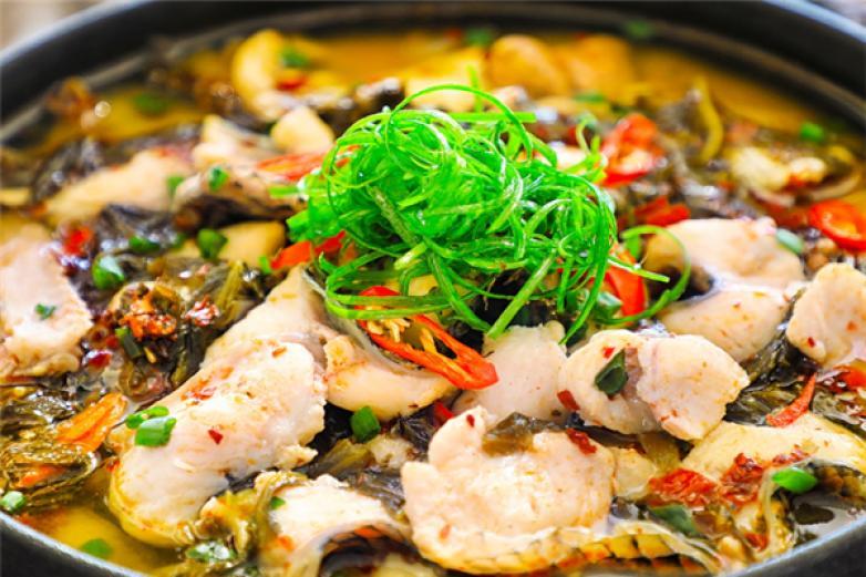 酸菜啵啵鱼加盟