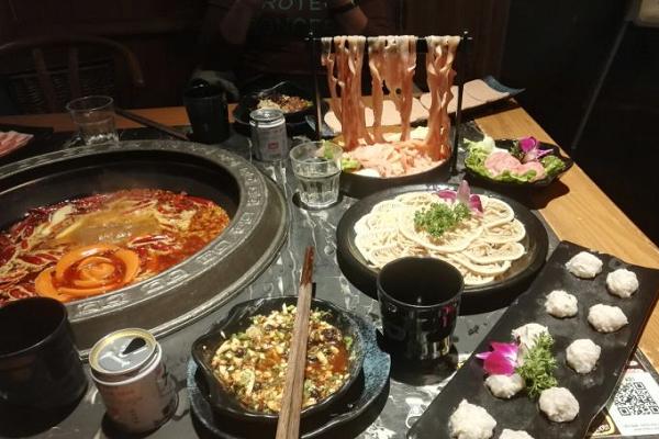 大棠重慶老火鍋