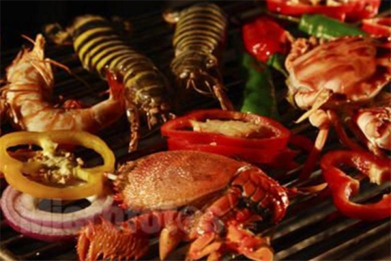 神玛海鲜烧烤加盟