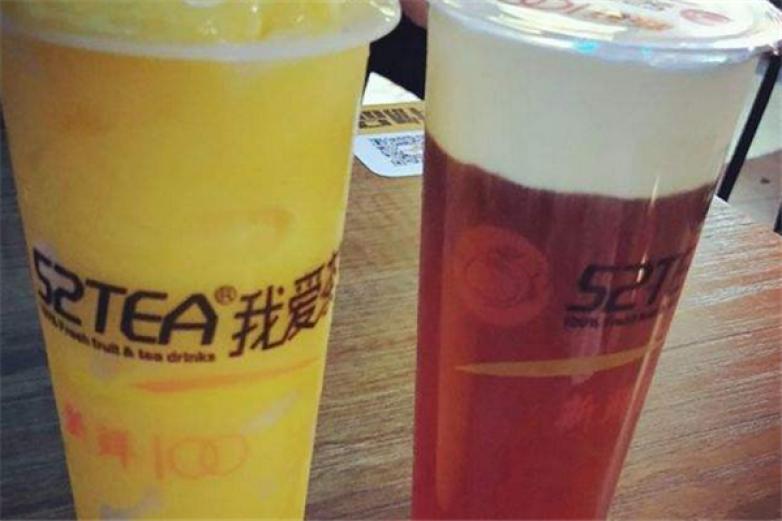 我爱茶加盟