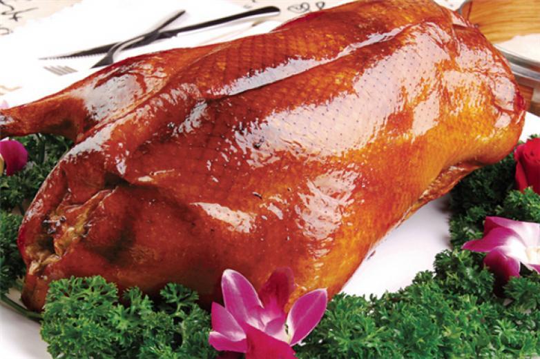 松桂烤鸭加盟