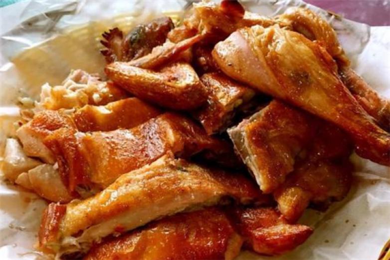 荔枝柴烤鸡加盟