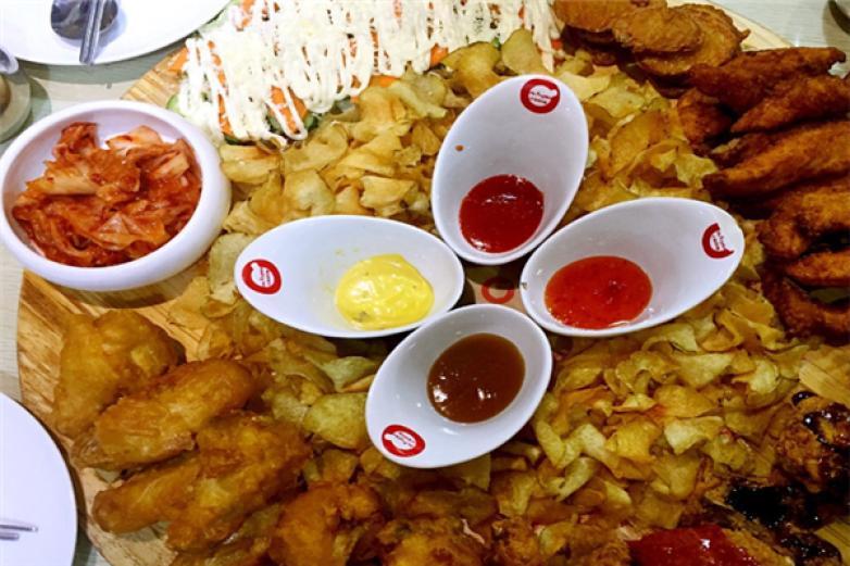 Thefrypan韩国炸鸡加盟