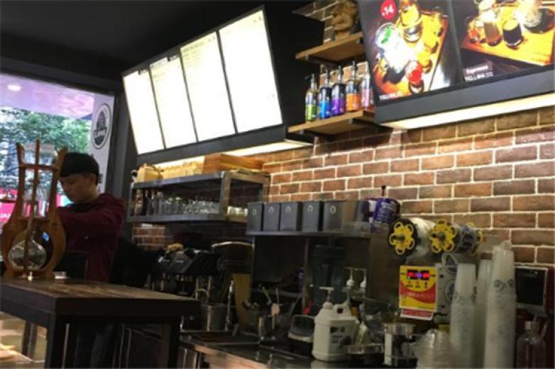 拉纳咖啡加盟