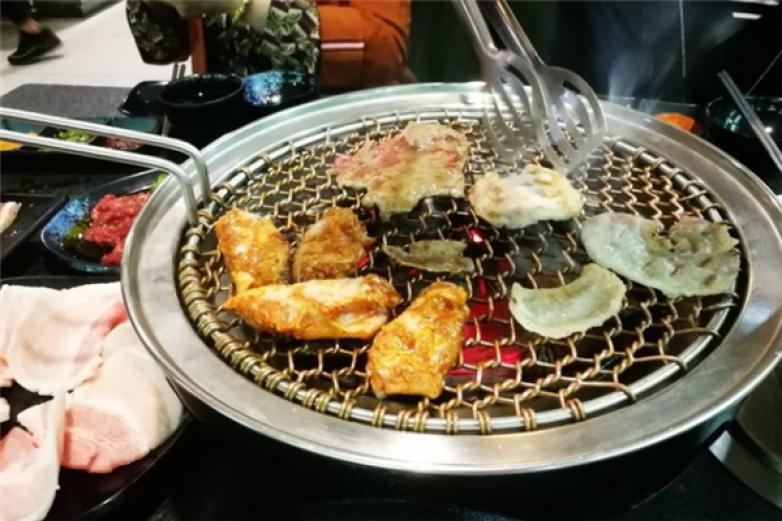 韩都汇烤肉加盟