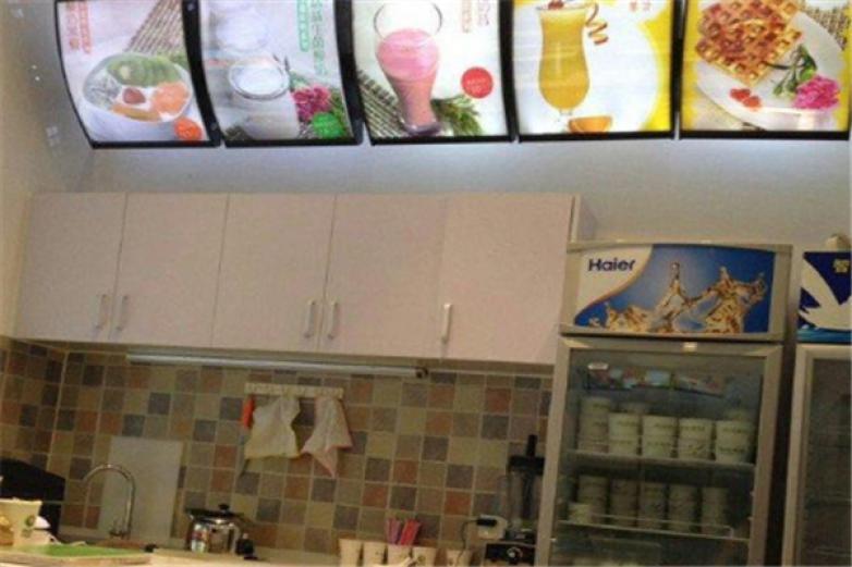 普泽酸奶加盟