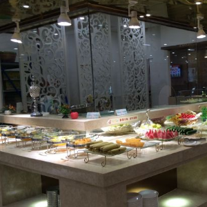 錦滿堂自助餐廳