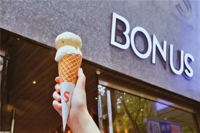 BONUS冰淇淋加盟