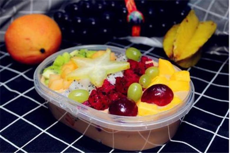 爱果水果捞加盟