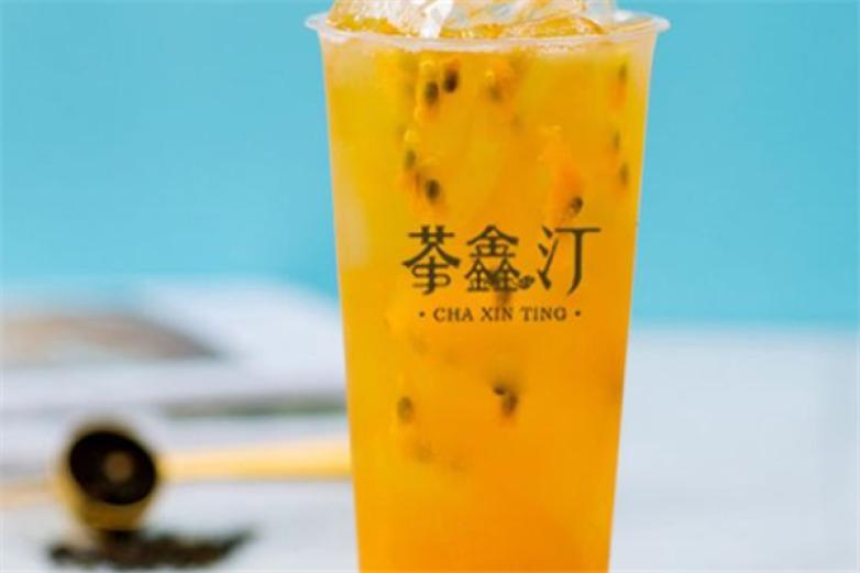 茶鑫汀加盟