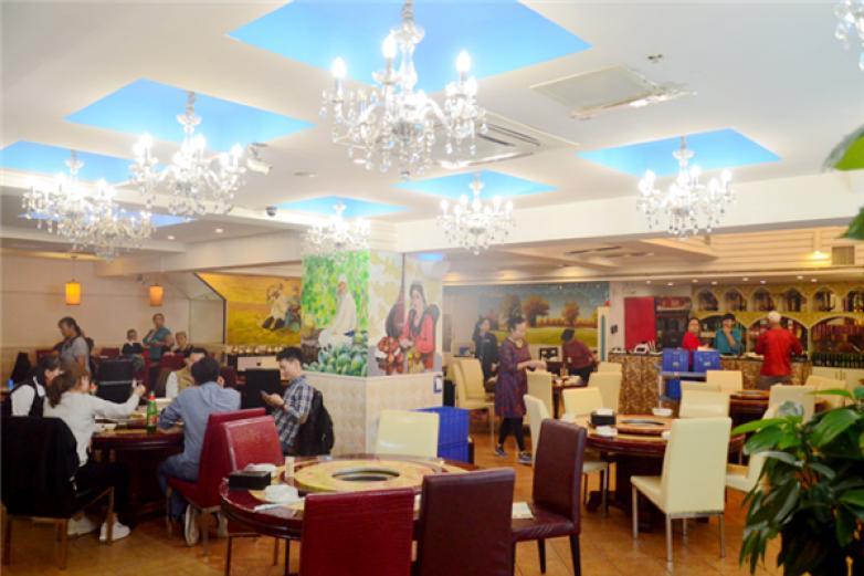 刀郎新疆餐厅加盟
