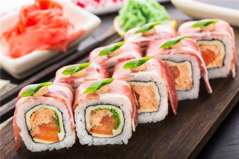 禾丰寿司加盟
