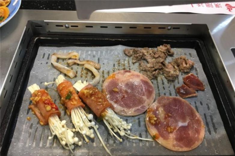 漢陽廷韓式自助烤肉加盟