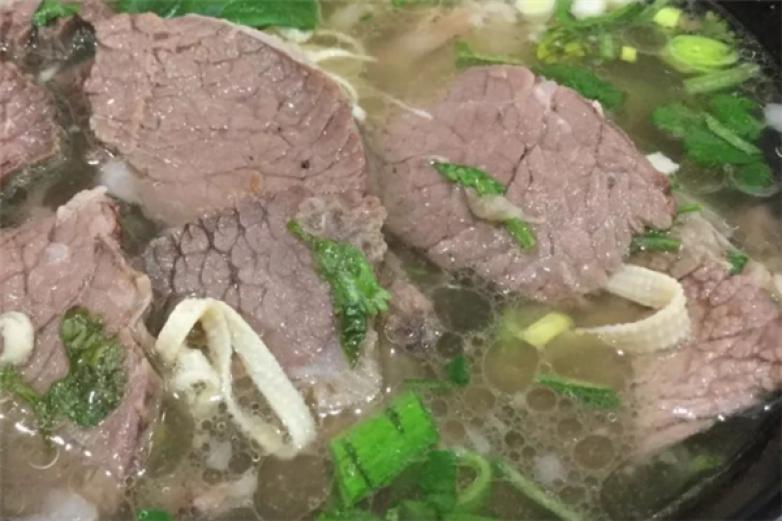 张家牛肉汤加盟