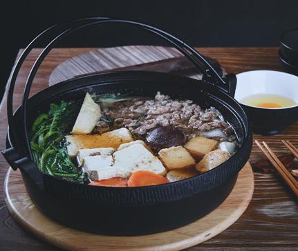 八重樱寿喜锅