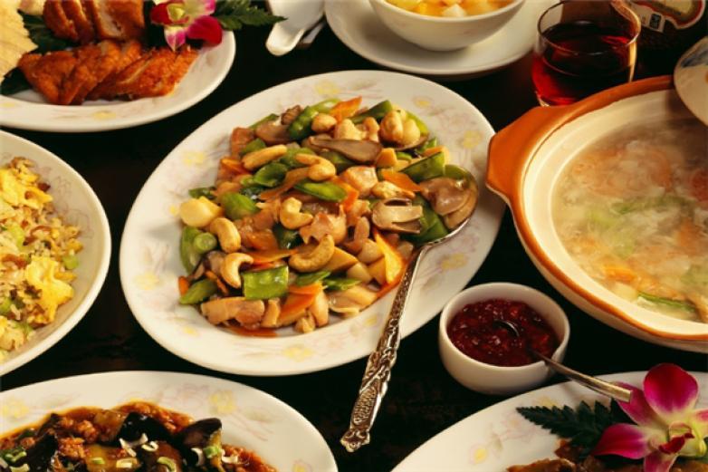 阿拉人家上海菜加盟