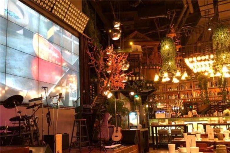 品町音乐餐厅加盟