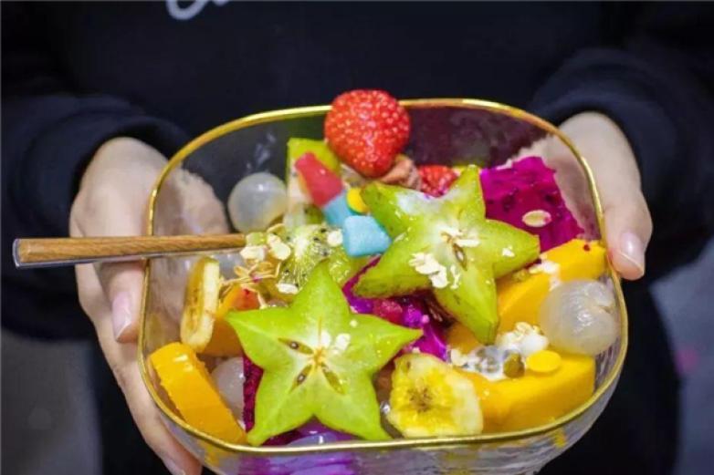 喜捞水果捞加盟