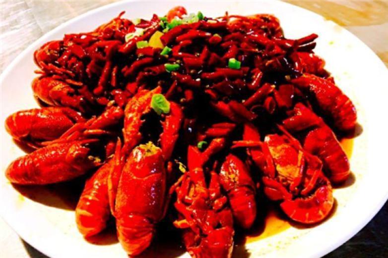 虾王龙虾加盟