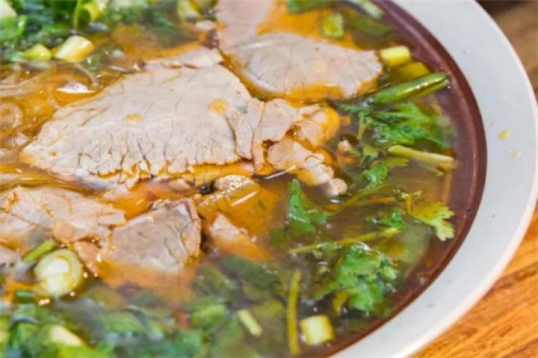 胡氏淮南牛肉汤加盟
