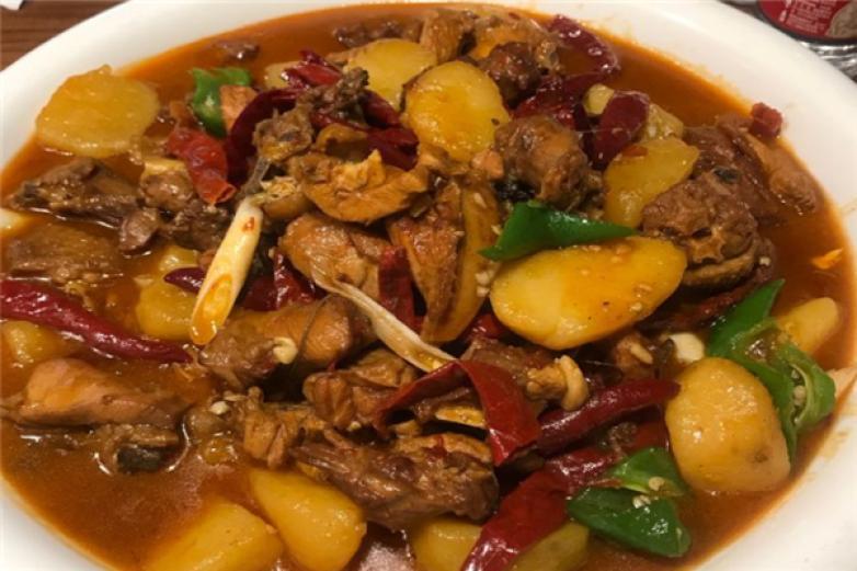 纳瓦新疆菜加盟