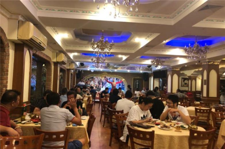 维吾尔餐厅加盟