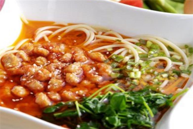 老上海辣肉面加盟