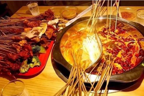 串串香火鍋