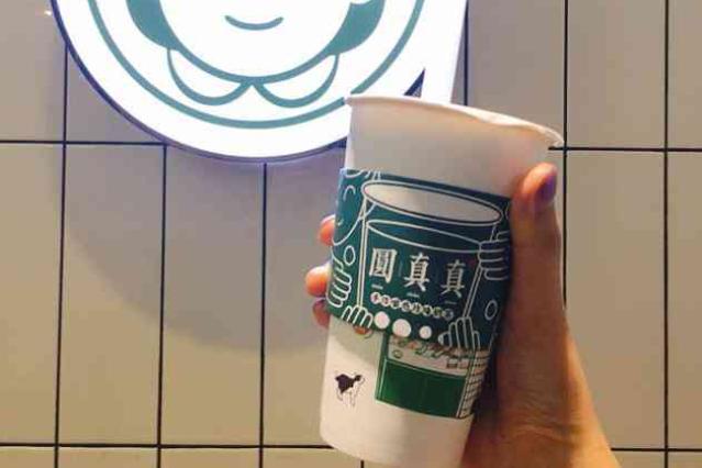 圆真真奶茶加盟