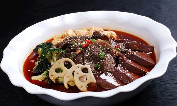 李昌兰冒菜加盟