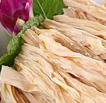 黃豆腐竹制品