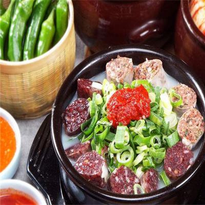 韓式料理加盟