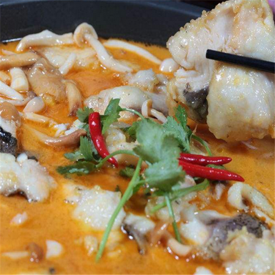 林子石鍋魚