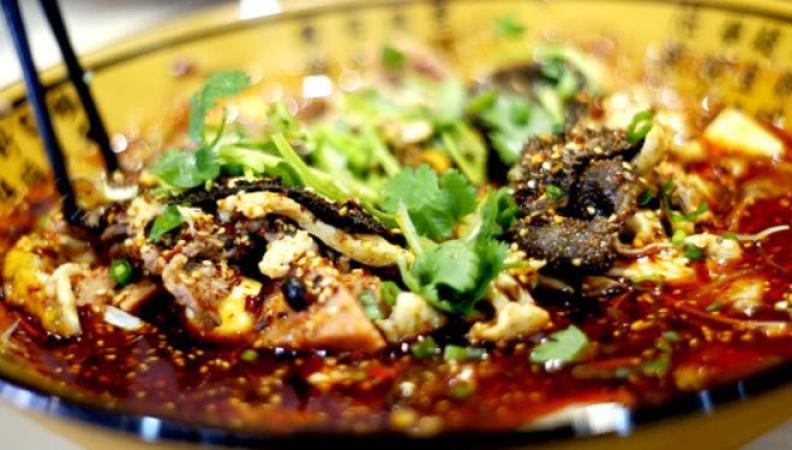 川味冒菜館加盟