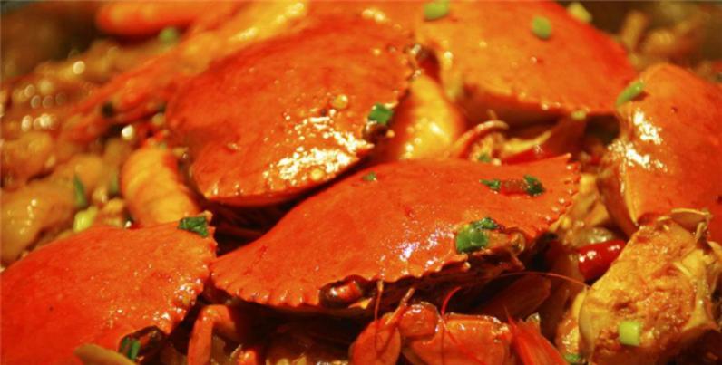 顧家肉蟹煲加盟