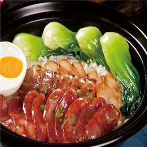 麦禾乐石锅拌饭米线
