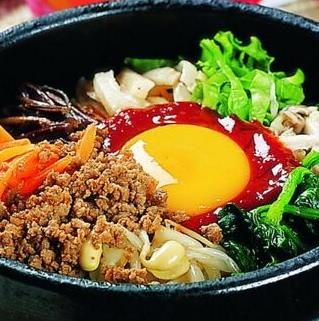 火贝石锅饭
