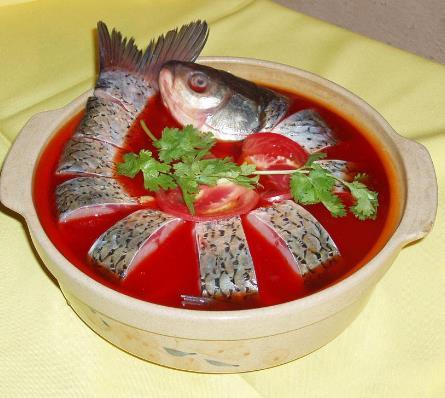 半山腰酸湯魚