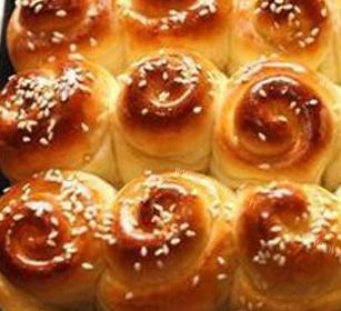 永佳蜂蜜小面包