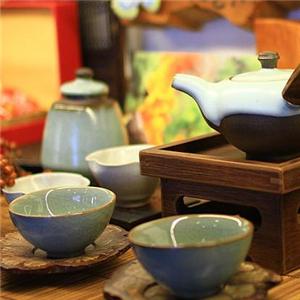 大龙山茶楼