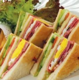 三明治汉堡
